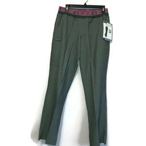 Med Couture Yoga 2 Cargo Pocket Scrub Pant NWT S